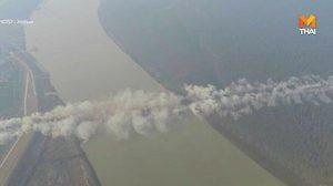 จีนระเบิดสะพานยาว 1.5 กม. เหตุไม่ปลอดภัย