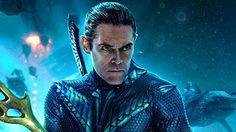 ผมตั้งชื่อให้มันด้วย!! วิลเลม เดโฟ เปิดเผยเบื้องหลังฉากขี่ฉลามของ วัลโก ในหนัง Aquaman