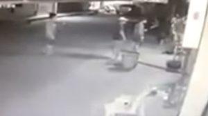 ตำรวจเร่งล่า 5 โจ๋โหด รุมทำร้าย รปภ.แขนพิการ ที่บางแสน