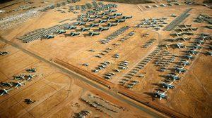 ยินดีต้อนรับสู่ Boneyard สุสานเครื่องบินรบของกองทัพอากาศสหรัฐฯ