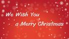 เนื้อเพลง We Wish You A Merry Christmas – เพลงวันคริสต์มาส