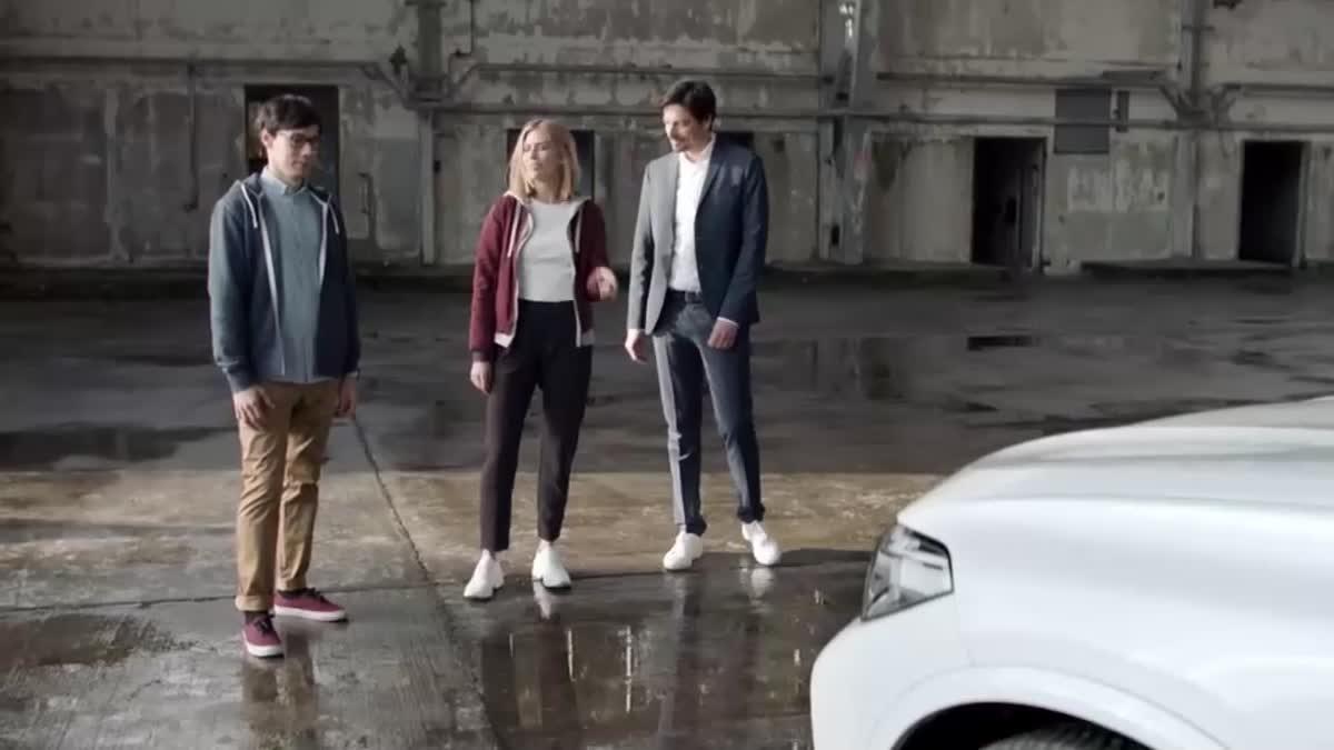 THE ALL-NEW BMW X5 ฉบับทีมพากย์กะหล่ำดอก