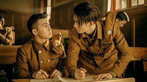 สวีข่าย ฟิตร่างกายหนักทุ่มบททหาร ในซีรีส์จีน Arsenal Military Academy