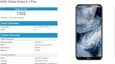 เผยสเปค Nokia 6.1 Plus ผ่าน Geekbench มาพร้อม Snapdragon 636  RAM 4GB