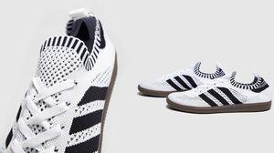 อัพเกรดใหม่ไฉไลกว่าเดิม Adidas Samba ตัวใหม่ทำจาก Primeknit