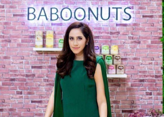 """จัดแน่น! """"เจน ธรม์ธิดา"""" เชิญ """"ฟิล์ม ธนภัทร-ศรีริต้า เจนเซ่น"""" ร่วมงานบูธ Baboonuts ที่ """"THAIFEX-World of Food Asia 2019"""""""