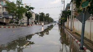 โฆษกรัฐ-รมว.เกษตรฯ เผย สถานการณ์น้ำเพชรบุรี ดีขึ้นต่อเนื่อง