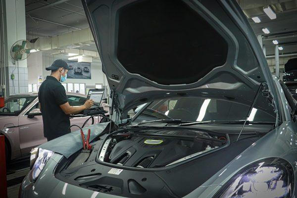 ปอร์เช่ ประเทศไทย จัดแคมเปญตรวจเช็คสภาพรถ Porsche Summer Check 2021 เพื่อความมั่นใจในการขับขี่ปลอดภัยทุกเส้นทาง