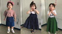 โอ้ย! ทำไมน่ารักขนาดนี้ Fashion Icon ตัวน้อย ส่งตรงจากประเทศเกาหลี