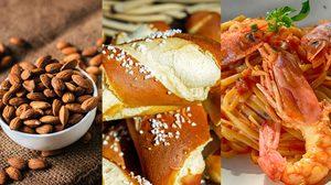 อาหารที่คนส่วนใหญ่มักแพ้