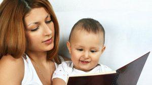 พัฒนาสมองลูกน้อย ด้วยการอ่านหนังสือ