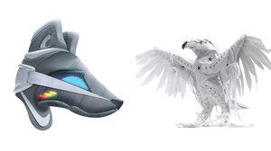 สูญสิ้นความเป็นรองเท้า เปลี่ยน รองเท้าผ้าใบ เป็นผลงานศิลปะ สุด ART