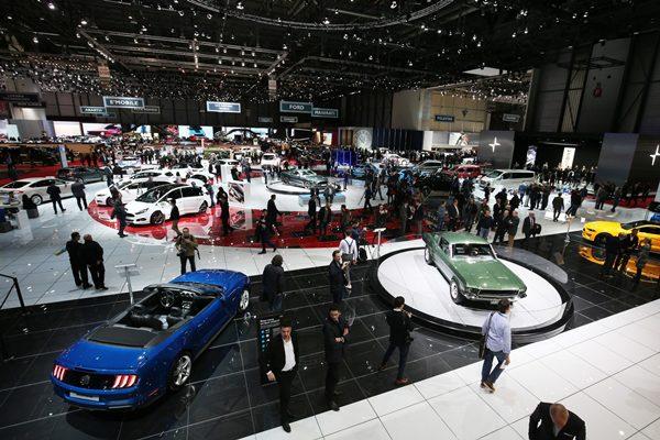 Geveva Motor Show