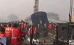 ผู้เสียชีวิตจากรถไฟตกรางอินเดียเพิ่มเป็น 145 คน