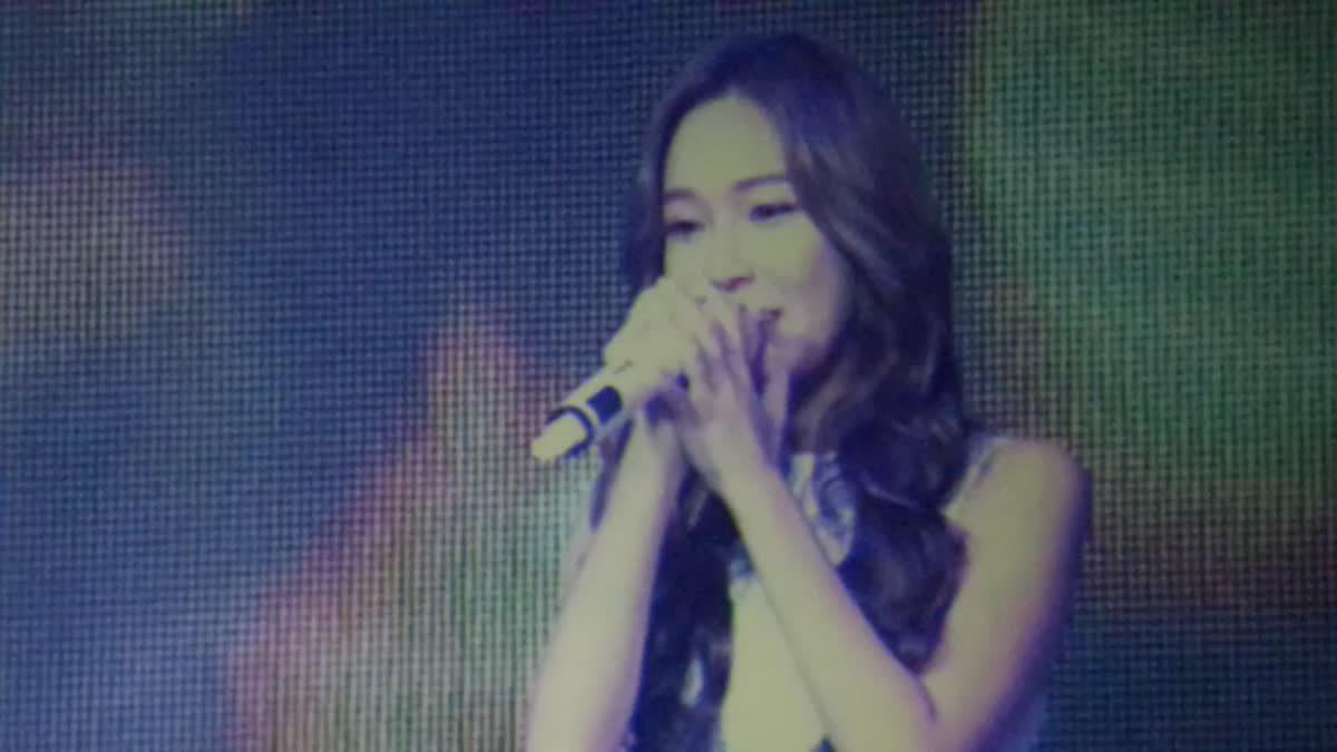 เจสสิก้า โชว์เสียงหวาน! ร้องเพลงไทย ขอบคุณที่รักกัน