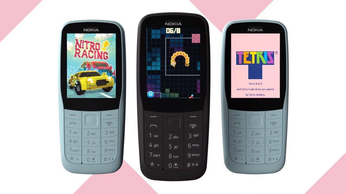 Nokia 220 4G รุ่นใหม่ ปรับปรุงมาจากรุ่นออริจินัล Nokia 220 ที่เปิดตัวครั้งแรกในปี 2014