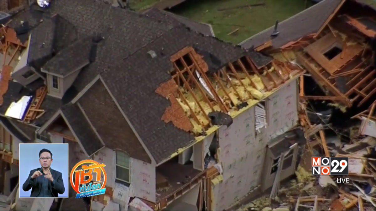 3 นักล่าพายุเสียชีวิตขณะติดตามทอร์นาโดในสหรัฐฯ
