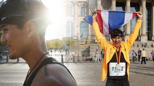 ครั้งแรกในชีวิตของ DJ อ้น อัตตพงษ์ คนไทยผู้พิชิต BMW Berlin Marathon 2018