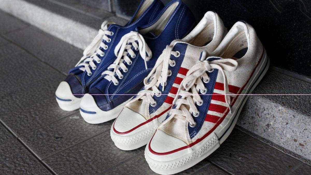 แพงกว่าทอง!! รองเท้า Converse ปีลึก 2 คู่ราคาเหยียบครึ่งล้านบาท