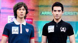 บิ๊กเอ็ม และแมน The Face Men เคยลงเวทีหนุ่ม Arrow Handsome 2012 ผู้ชายที่หล่อที่สุดในประเทศไทย