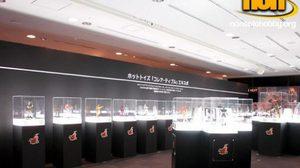 ภาพบรรยากาศงาน Iron Man 300% Tokyo Exhibition ha inizio