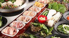 """""""PALSAIKKorean BBQ""""ร้านหมูย่างเกาหลี 8 สี เปิดตัวแห่งแรก!!"""
