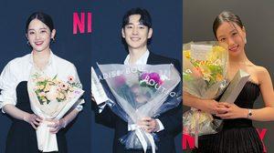 ผลงานภาพยนตร์-ซีรีส์เกาหลีโดย Netflix คว้ารางวัลและได้รับการเสนอชื่อเข้าชิงในหลายเวทีงานประกาศรางวัลชื่อดัง