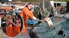 Car Smash กิจกรรมใหม่ของจอมทำลายล้าง เพื่อระบายความเครียด!!