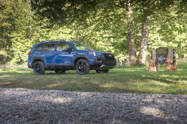 Subaru Forester Wilderness Edition
