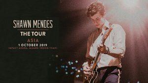 Shawn Mendes ประกาศจัดเอเชียทัวร์ 2019 – 'ไทย' ได้ฟิน 1 ต.ค.นี้!!