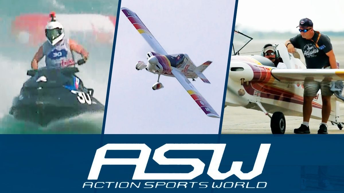 รายการ Action Sports World Season18 | EP.29 [FULL]