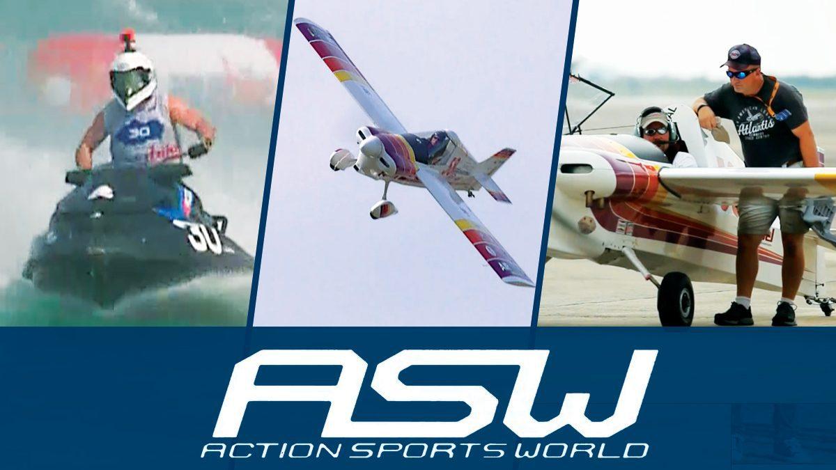 รายการ Action Sports World Season18   EP.29 [FULL]