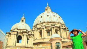 รายการ ผีเสื้อเดินทาง พาเที่ยวอิตาลี ชมศิลปะอันยิ่งใหญ่ ในเสาร์ที่ 4 ม.ค.นี้