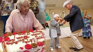 เคล็ดลับอายุยืน! คุณยายวัย 107 ปี เผยไม่แต่งงาน จึงทำให้มีความสุขและอายุยืน