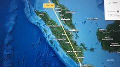 ศูนย์เตือนภัยฯ ยัน 'สึนามิ' ไม่กระทบไทย ชี้ภูเก็ตห่างช่องแคบซุนดา 1,700 กม.