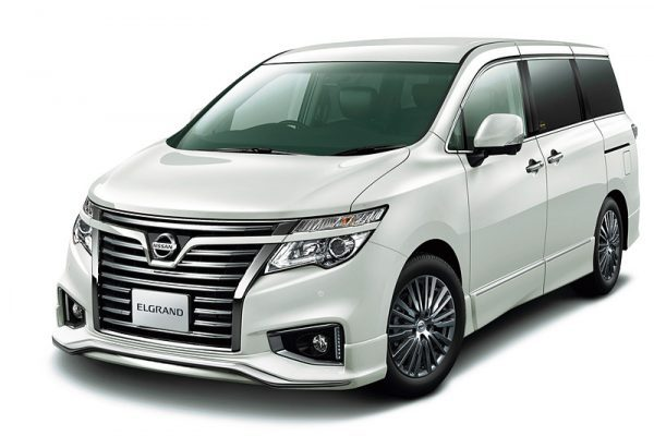 Nissan Elgrand 2019
