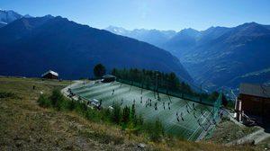 สวยจนตะลึง! สนามอ็อตมาร์ ฮิตซ์เฟลด์ สนามฟุตบอลที่สูงที่สุดในยุโรป