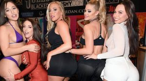 พาเที่ยวงาน หนังโป๊ ระดับโลก  AVN Adult Entertainment Expo 2017
