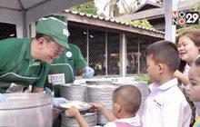 """เทสโก้ โลตัส ชวนคนไทยร่วมสมทบทุนบริจาคโครงการ """"อาหารดีพี่ให้น้อง"""" เทอมที่ 3"""