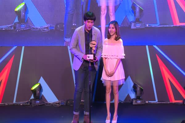 ประกาศรางวัล The Most Top Talk-About Internet Attraction 2015