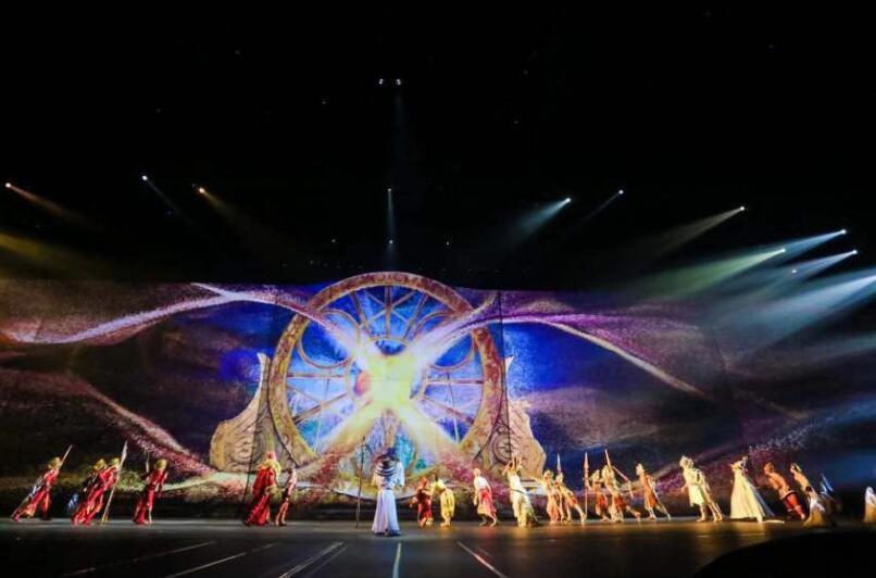 """Cirque du Soleil"""" X"""" ดินแดนแห่งแฟนตาซีเปิดตัวที่หางโจวประเทศจีน, งานฉลองที่ไม่เหมือนใครและดื่มด่ำอย่างสมบูรณ์แบบสำหรับประสาทสัมผัส"""