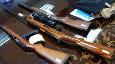 พบปืน 2 กระบอก ของ 'เปรมชัย' เข้าข่ายผิดกม. จ่อแจ้งข้อหาเพิ่ม