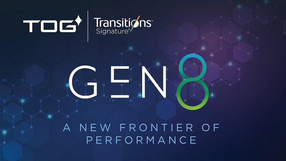 "TOG เตรียมเปิดตัวซีรี่ย์เลนส์เปลี่ยนสีรุ่นใหม่ ""Transitions Signature GEN 8"""