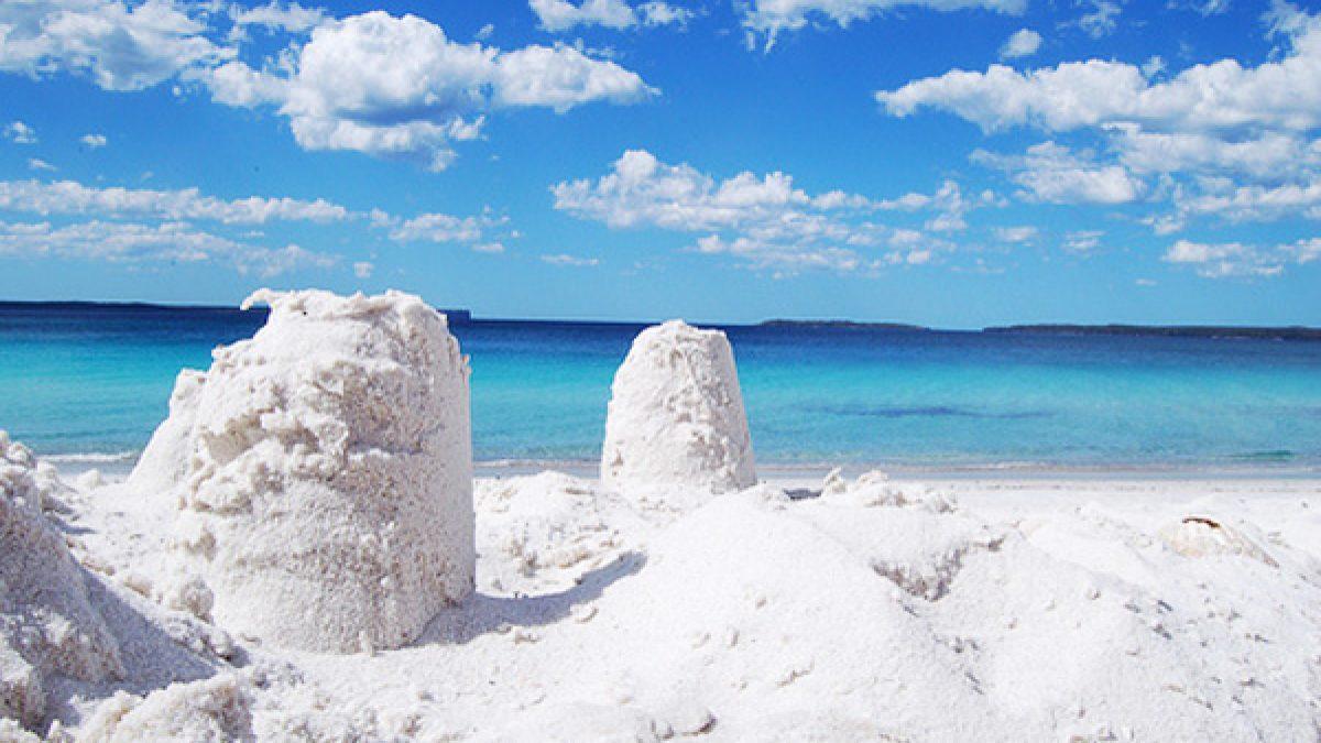 ชายหาดขาวที่สุดในโลก Hyams Beach – Australia