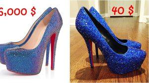 DIY รองเท้าถูกๆ ให้ดูแพง ราวกับแบรนด์เนม Christian Louboutin!!!