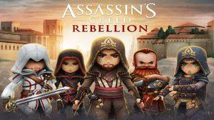 ASSASSIN'S CREED REBELLION เตรียมลงมือถือ 21 พฤศจิกายนนี้