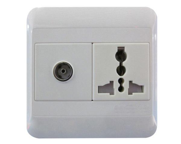 China_1G_Multi_function_socket_with_safety_shutter_1G_TV_socket20123131601424
