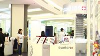 "Swatch จัดงานเปิดตัว ""Swatch Pop – up Store at Siam Paragon"""