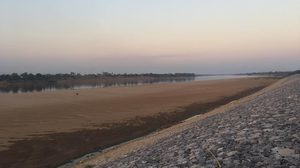 'หาดสีกายใต้' ความสวยงามยามภัยแล้ง แห่งแดนอีสาน จ.หนองคาย