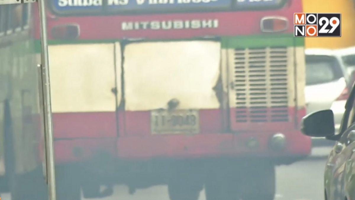 คมนาคมเล็งหามาตรการด้านภาษีมาใช้กับรถก่อมลพิษ